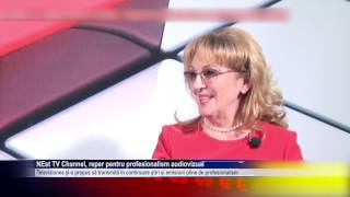 NEst TV Channel, reper pentru profesionalism audiovizual