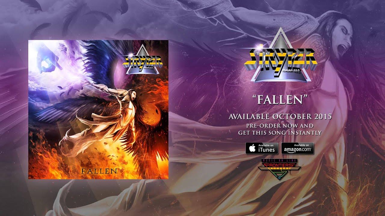 Stryper — Fallen (Official Audio)