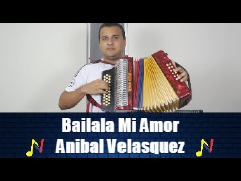 Tutorial Acordeon Bailala Mi Amor
