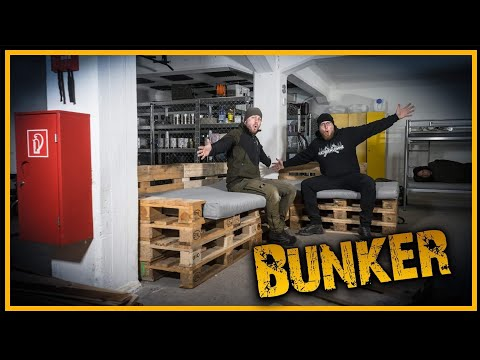 Der Prepper Bunker [S01/E07] -Belüftung und Chillarea - Survival Krisenvorsorge