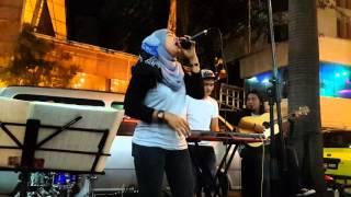 pengemis cinta-Zila seiras seirama feat kodoxs buskers cover ella,vocal power