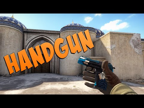 CS:GO - P2000 | Handgun Gameplay