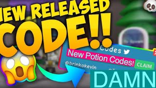 NEW POTION CODES! Unboxing Simulator (Roblox)