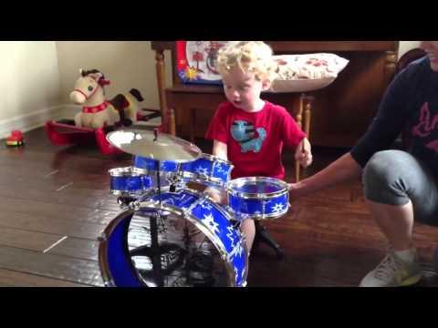 Introducing The Drum Set
