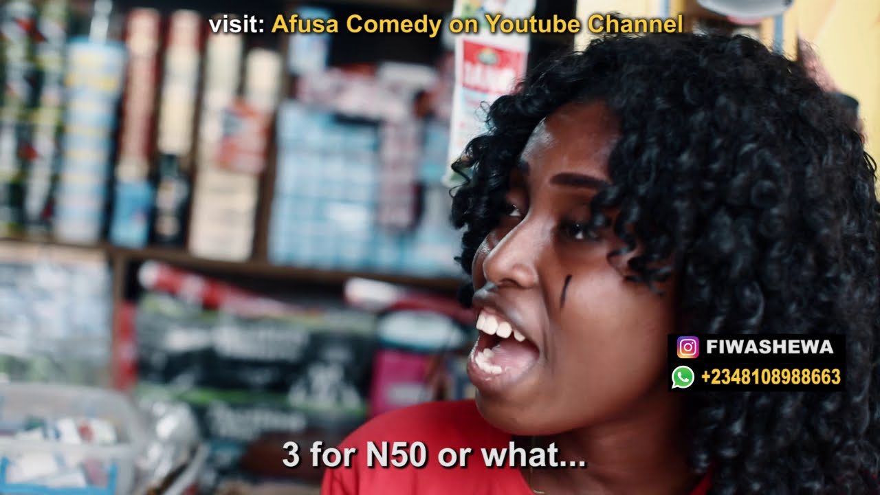 Download AFUSA COMEDY: THE MIX-UP
