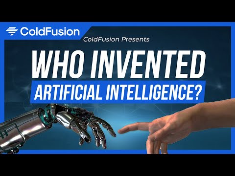 Who Invented A.I.? - The Pioneers Of Our Future