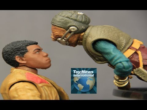 "Star Wars: The Black Series 6"" Maz Kanata Figure Review"