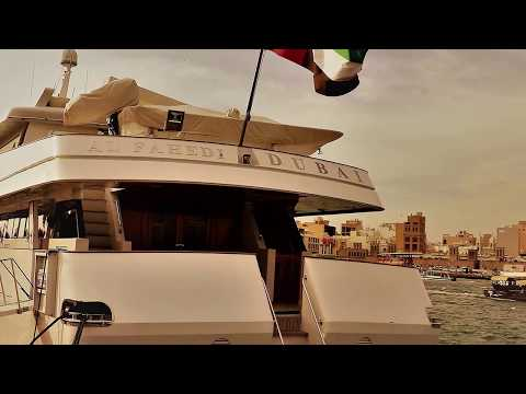 DUBAI CREEK YOU NEVER SEEN BEFORE LIKE THIS