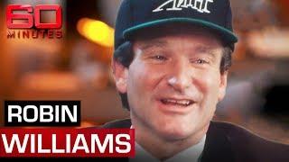 Robin Williams revealing 1993 interview | 60 Minutes Australia
