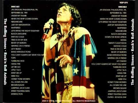 Rolling Stone - Live 1981 - Philadelphia (2)