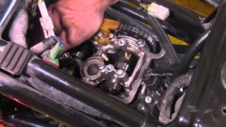 KTM 200 DUKE  mantenimiento  periodico
