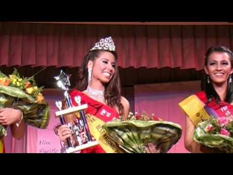 Miss Pacific International 2009 Crowning Moments