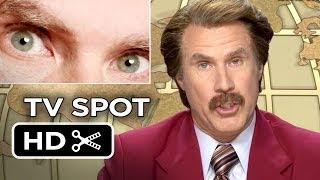 Anchorman 2: The Legend Continues TV SPOT - News Crew (2013) HD