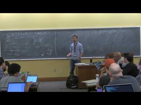 David Spivak - Category Theory - Part 1 of 6 - λC 2017