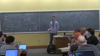 David Spivak - Category Theory - Part 1 of 6 - λC 2017