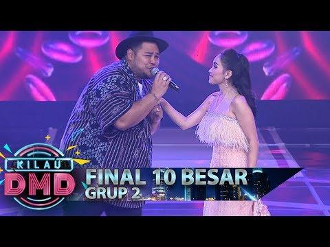Romantisnya, Ayu Ting Ting Feat Ivan Gunawan [BUNGA & KUMBANG] - Kilau DMD (8/5)
