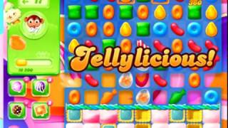 Candy Crush Jelly Saga Level 808 - NO BOOSTERS *