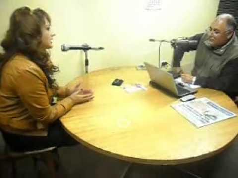 Maribel Salinas Entrevista Radio Rio Claro