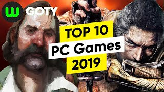 10 Best PC Games of 2019 | Games of the Year | whatoplay