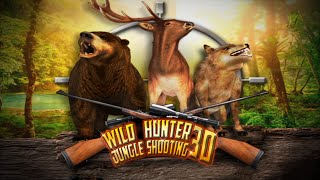 Wild Hunter Jungle Shooting 3D