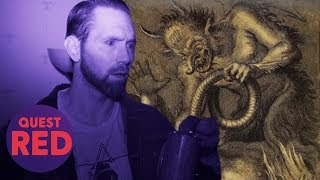 Demonic Entity Found In The Skegness Hell House | Paranormal Lockdown UK