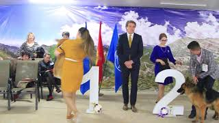 Международная выставка собак Созвездие Азии, Бишкек 2018. Часть 18