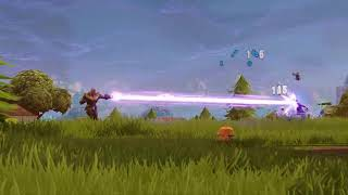 fortnite thanos dab (high quality video)