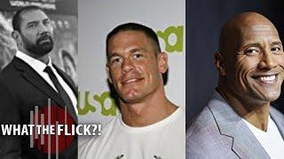 Wrestlers Turned Movie Stars - Best Movies