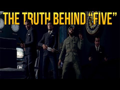 The Five Ending TREYARCH TRICKED US With! The Truth | Call of Duty Zombies Storyline | A Deeper Dive