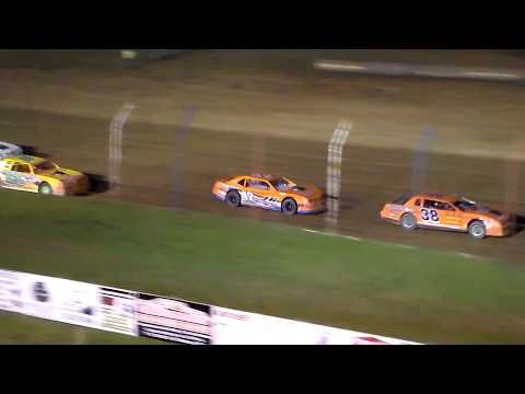 Dog Hollow Speedway - 4/28/17 Pure Stock Feature Race