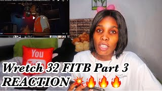 AFRICAN REACTS TO UK RAP - Wretch 32 || FITB Part 3