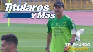 Así defienden en Titulares y Más las rotaciones de Osorio | Titulares y Más | Telemundo Deportes
