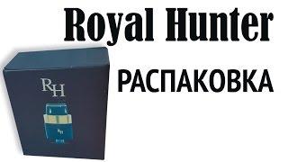 RH Royal Hunter RDA - распаковка посылки Fasttech.com(, 2015-05-20T19:03:35.000Z)