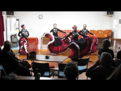 Organic Tribal Skirt at Siobhan's Mid-Winter Hafla and Farewell