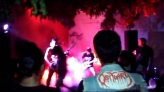 Devore - Corpos e ossadas ao vivo@Brutal Noise Fest