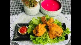 Chicken Lollipop Recipe.