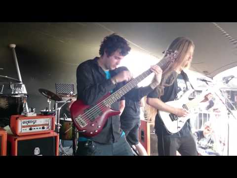 Endeavour - Betrayal of Life Bloodstock 2015