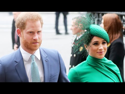 How the Royal Family Feels About Prince Harry & Meghan Markle's Life in L.A.
