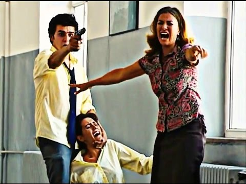 Rıza Babanın Karısı Ayla Öğretmen ve Öğrencileri Rehin   Full Macera   Arka Sokaklar 3. Bölüm