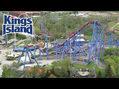 Kings Island Opening Day 2019 - CHECK OUT WHAT'S NEW FOR