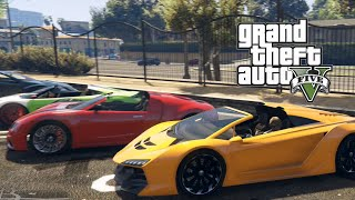 GTA 5 PC Car Mods - Topless Zentorno, Adder, Jester [Download + Tutorial]