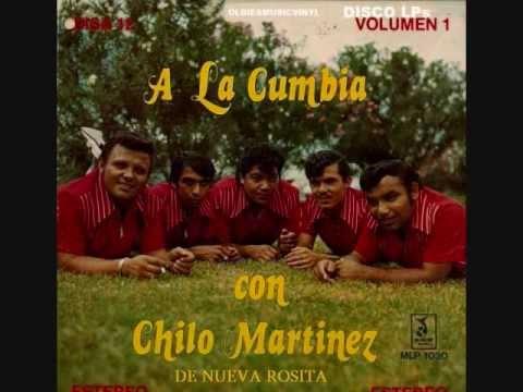 CHILO MARTINEZ   '' BARRANQUIÑERITA ''
