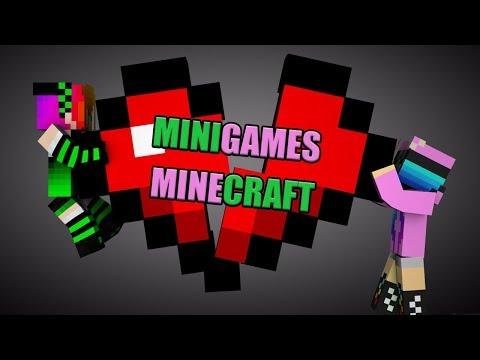 MINIJUEGOS EN HYPIXEL CON NIA [Minecraft]