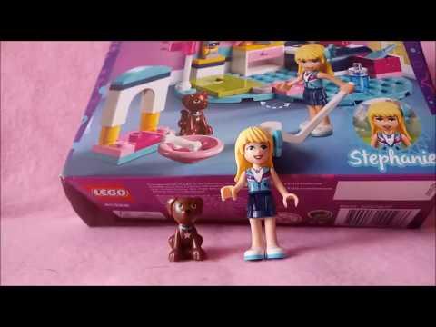 Nowy Zestaw Lego Friends Sypialnia Stefani I Magazyn Lego Friends