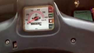 Piaggio ape 50 (2006) 110 polini