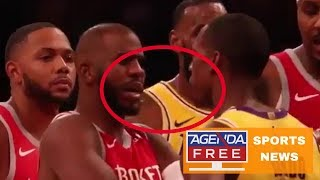 Did Rondo Spit on Chris Paul?  - LIVE COVERAGE