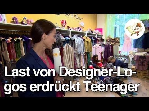 Teenager unter Last von Designer-Logos zusammengebrochen [Postillon24]