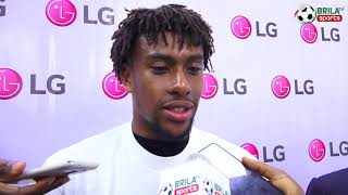 Alex Iwobi Reveals Super Eagles Game Plan At Russia 2018 World Cup- The Interview