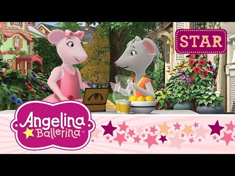 🍨🎬 A Happy Weekend with Angelina Ballerina! (Full Episodes)