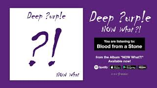 Watch Deep Purple Blood From A Stone video
